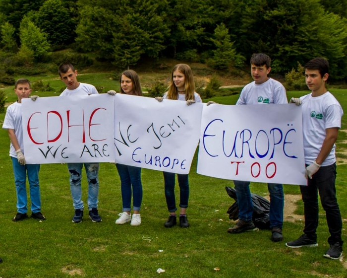 We are also Europe-Ecological Action